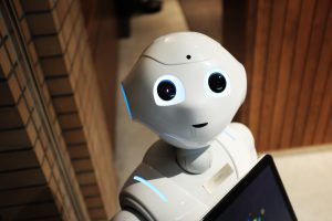 robot ai retail