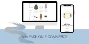 AI in Fashion E-Commerce