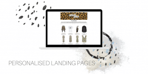 AI Personalised Landing Page