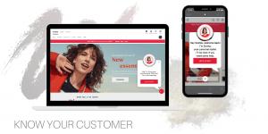 e-commerce chatbot stylist