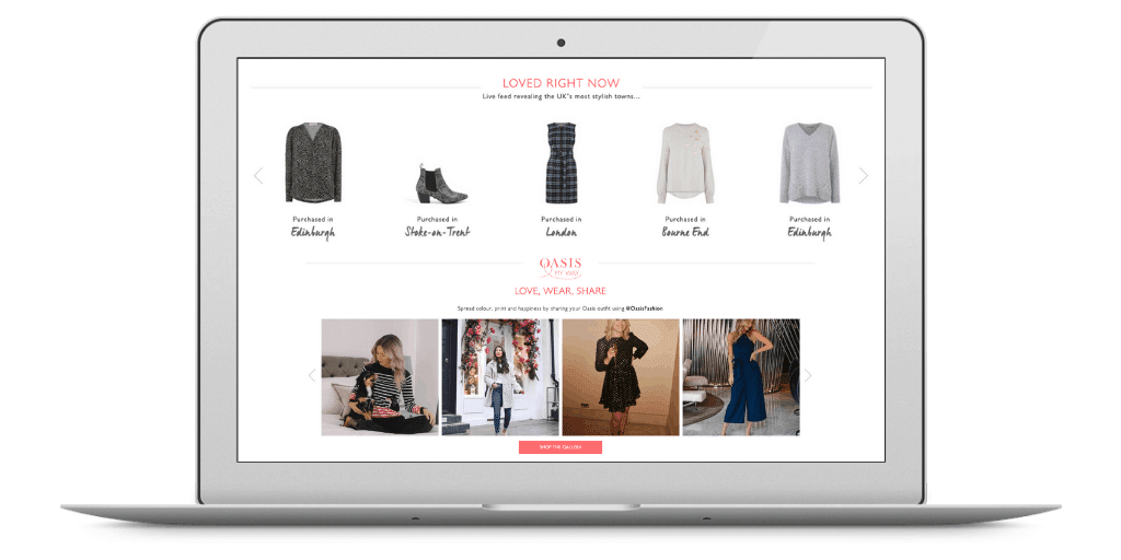 Omnichannel Retail Examples Oasis Web