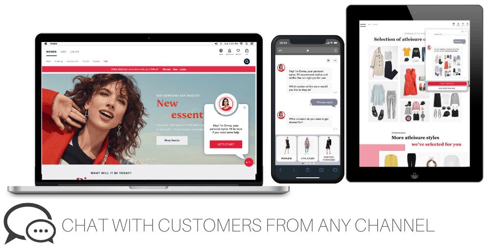 Omnichannel Retail Chatbot