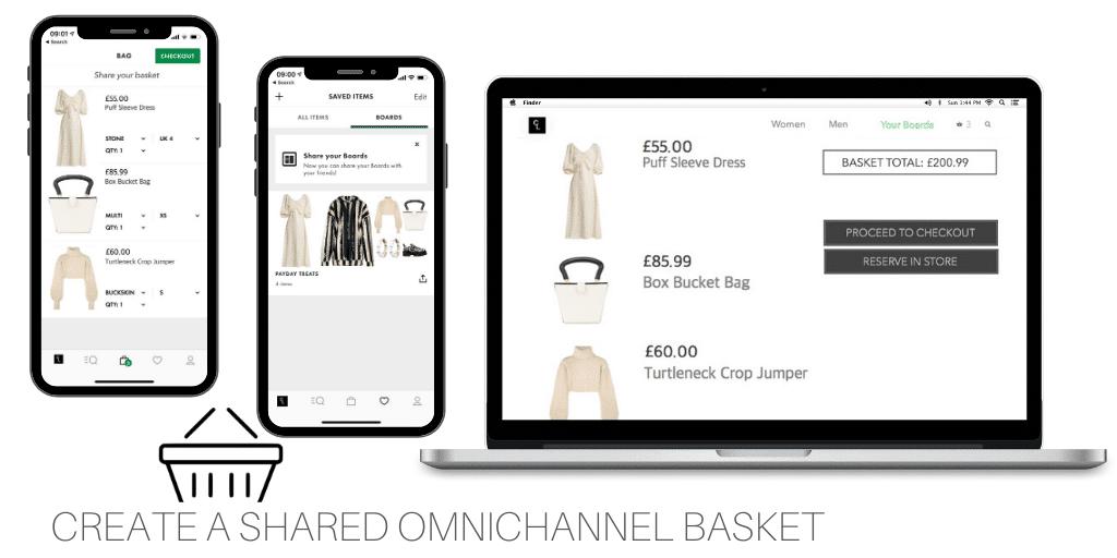 Omnichannel Retail Baskets