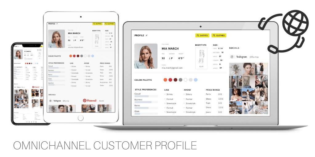 omnichannel customer profile