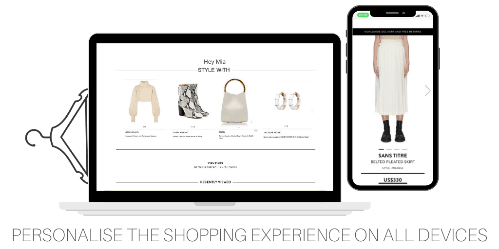 Omnichannel Retail Outfits