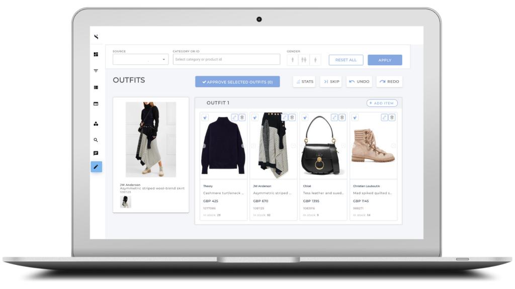 Fashion digital transformation platform